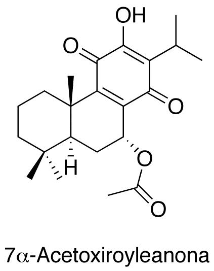 7α-Acetoxiroyleanona