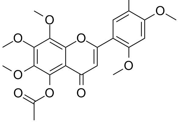 Acetato de agehoustina E