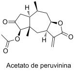 Acetato de peruvinina