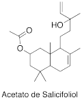 Acetato de salicifoliol