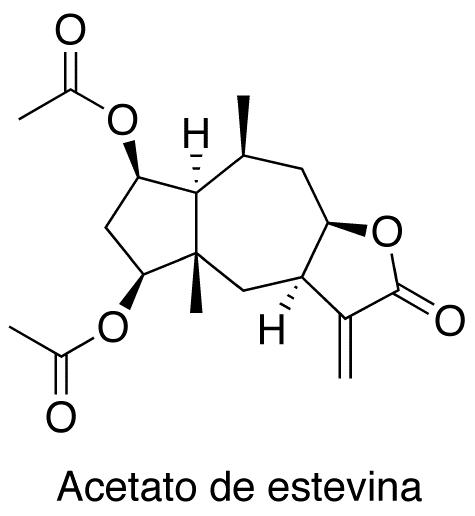 Acetato de stevina