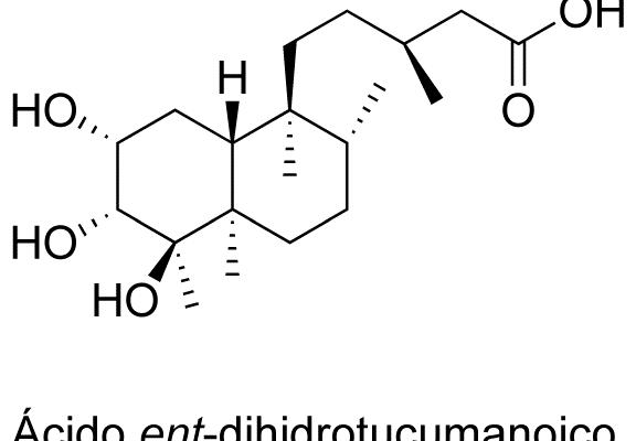 Ácido ent-dihidrotucumanoico