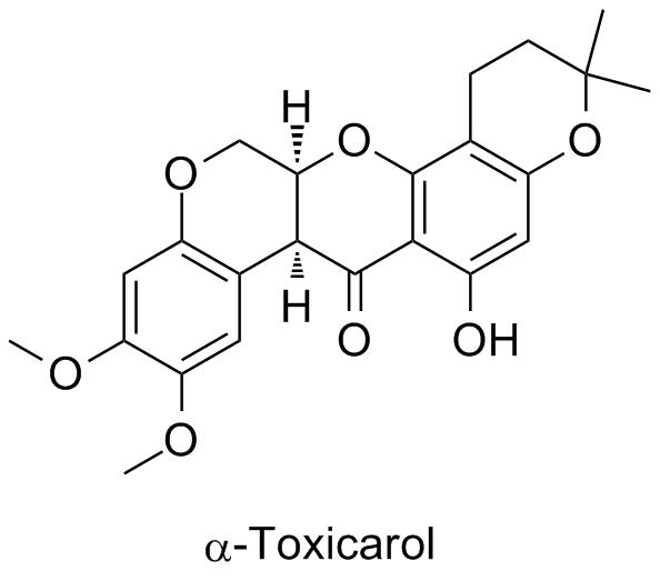 α-Toxicarol