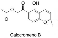 Caleocromeno B