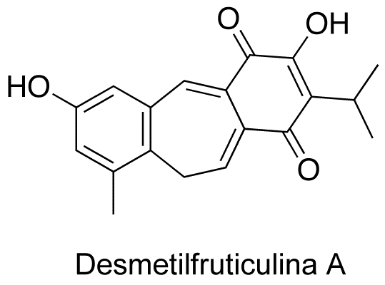 Desmetilfruticulina A