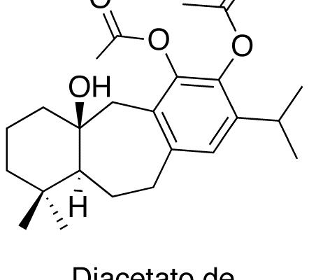 Diacetato de desmetilsalvicanol