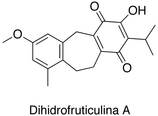 Dihidrofruticulina A