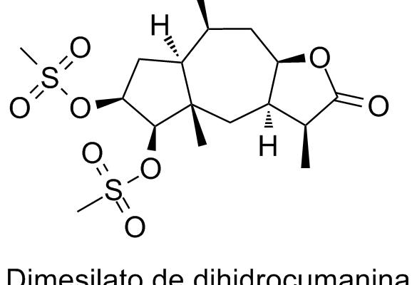Dimesilato de dihidrocumanina