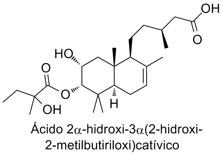 Éster metílico del ácido 2α