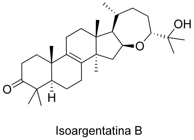 Isoargentatina B