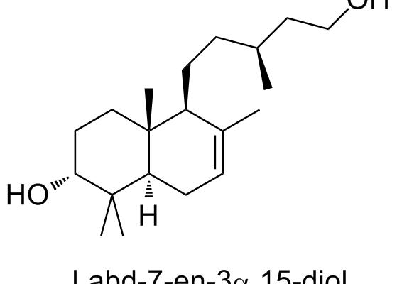 Labd-7-en-3α