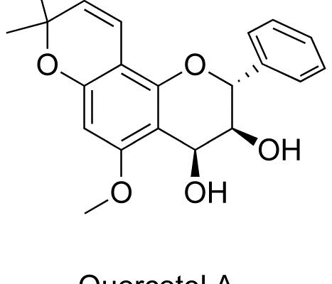 Quercetol A