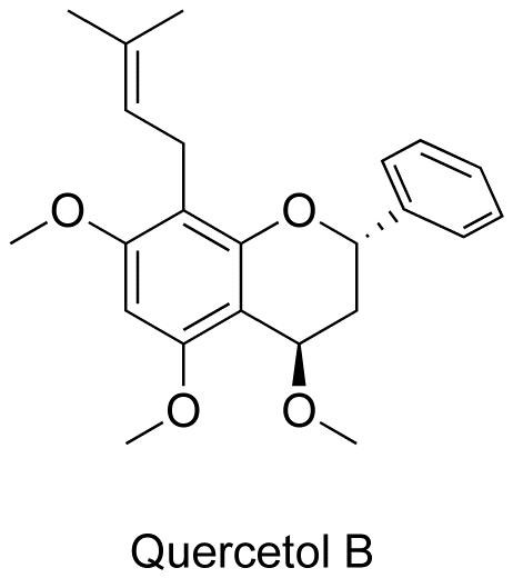 Quercetol B
