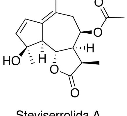Steviserrolida A