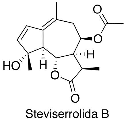 Steviserrolida B