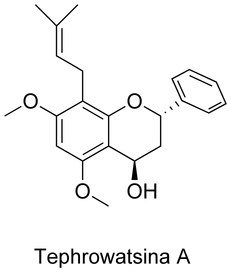 Tephrowatsina A