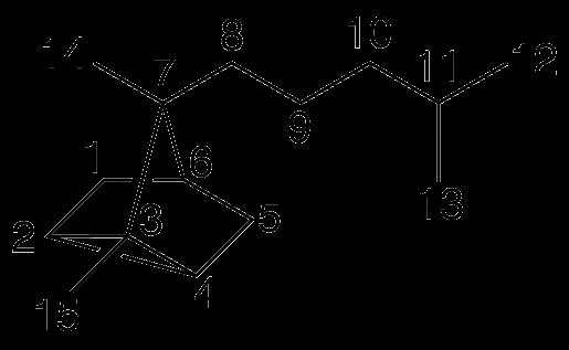 α-santalano