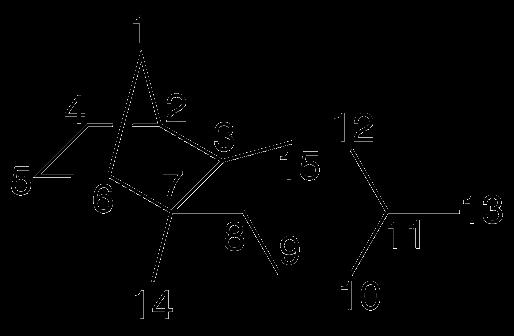 β-santalano