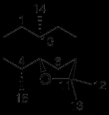 Dihidro-β-agarofurano