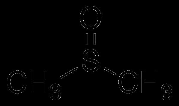 Dimetil sulfóxido