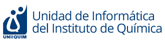 Unidad de Informática del Instituto de Química.