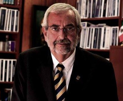 Dr. Enrique Luis Graue Wiechers