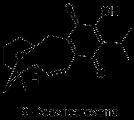 19-Deoxiicetexona