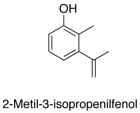 2-Metil-3-isopropenilfenol