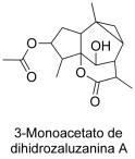 3-Monoacetato de dihidrozaluzanina A (o Dihidrozaluzanina B)