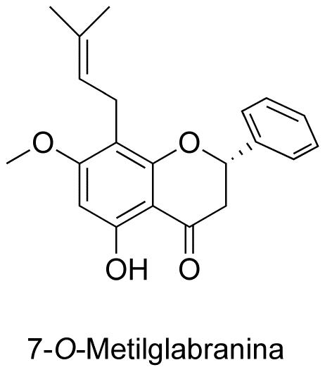 7-O-Metilglabranina