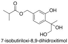 7-Isobutiriloxi-8