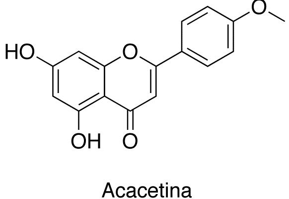 Acacetina