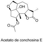 Acetato de Conchosina E