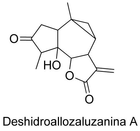 Deshidroallozaluzanina A