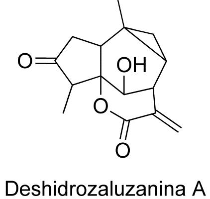 Deshidrozaluzanina A