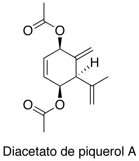 Diacetato de piquerol A