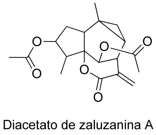 Diacetato de Zaluzanina A