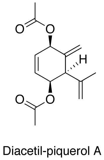 Diacetil-piquerol A