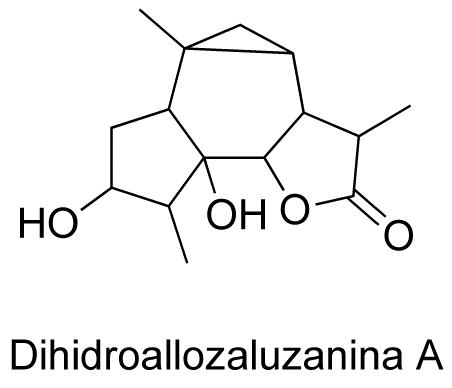 Dihidroallozaluzanina A