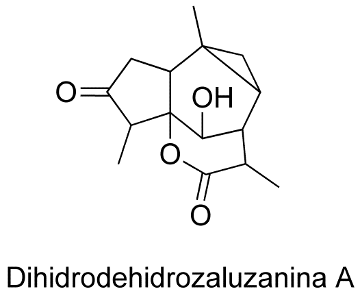 Dihidrodehidrozaluzanina A