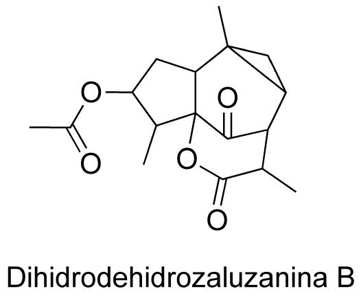 Dihidrodehidrozaluzanina B