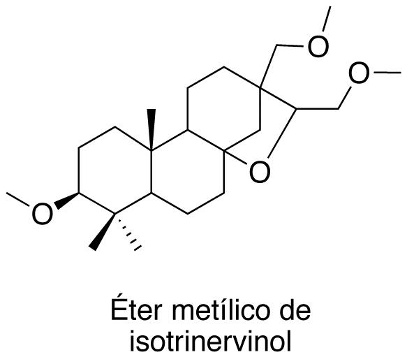 Éter metílico de isotrinervinol