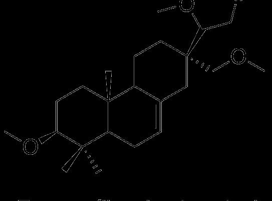 Éter metílico de trinervinol