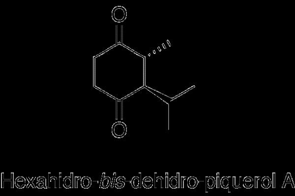 Hexahidro-bis-dehidro-piquerol A