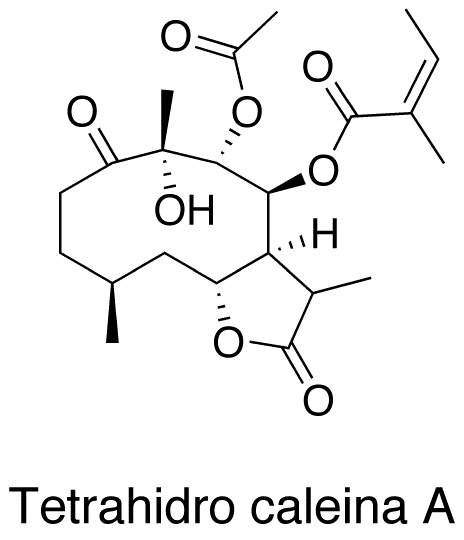 Tetrahidro caleina A
