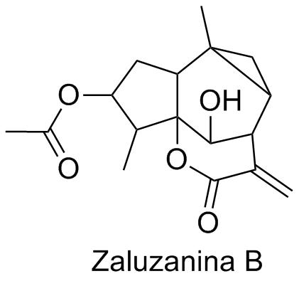 Zaluzanina B