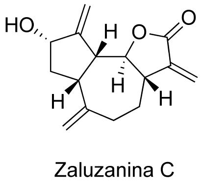 Zaluzanina C