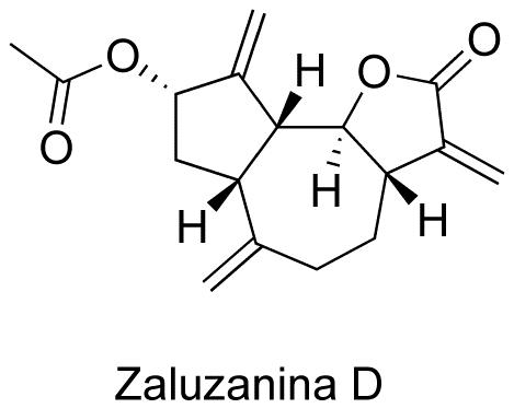 Zaluzanina D