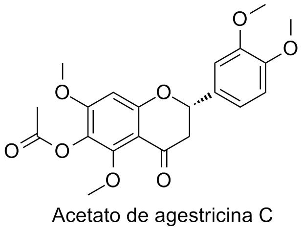 Acetato de agestricina C