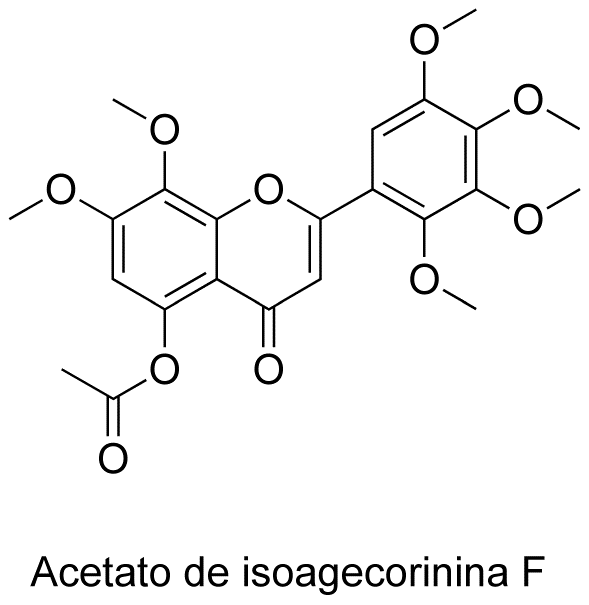Acetato de isoagecorinina F